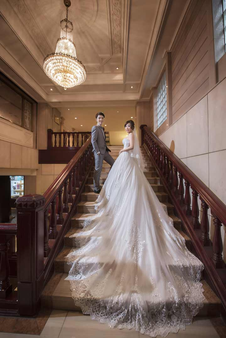 中崙華漾大飯店婚禮紀錄│婚攝