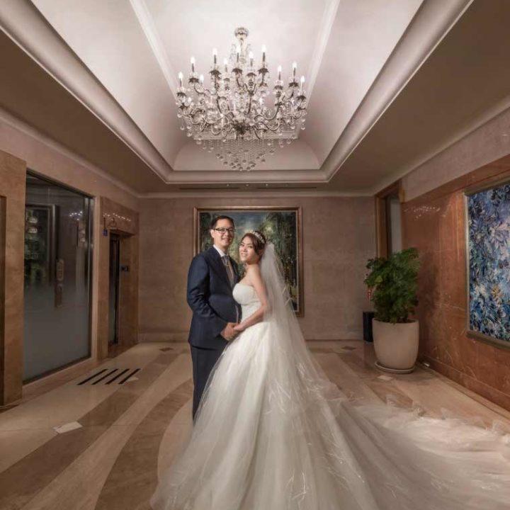 翰品酒店&頤品飯-店婚禮紀錄│佩芸+濟州