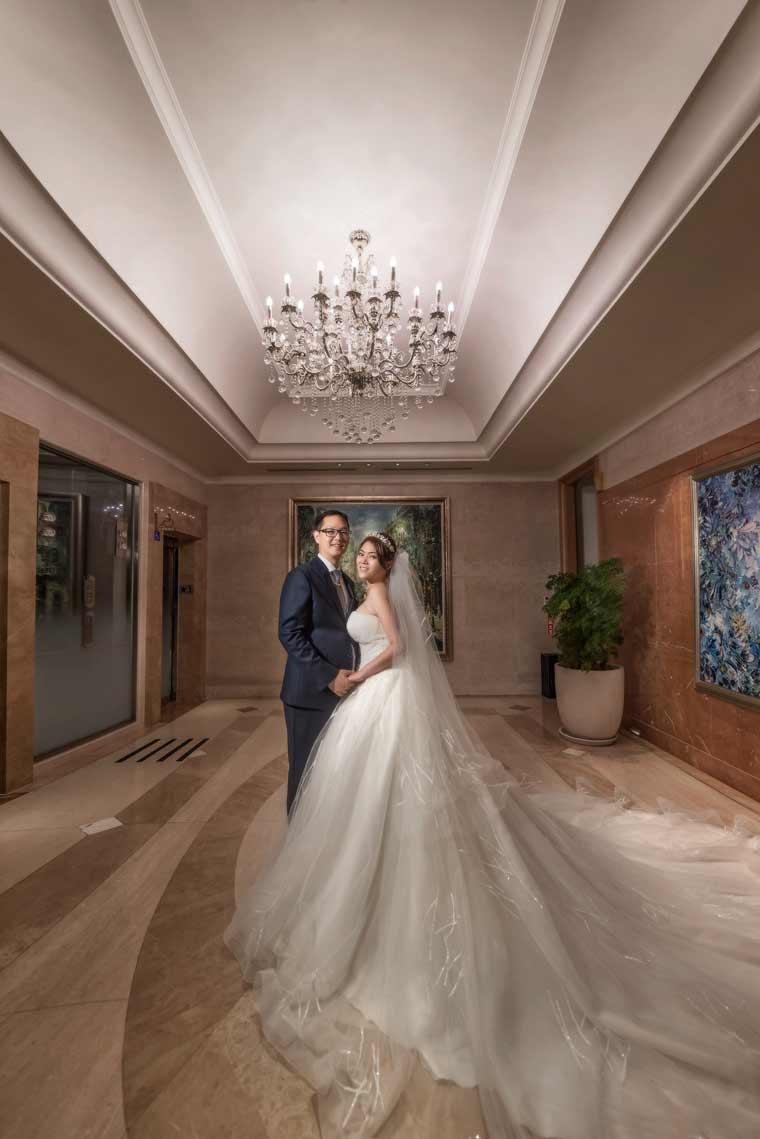 翰品酒店&頤品飯-店婚禮紀錄│婚攝