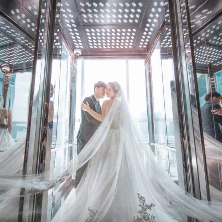 頤品大飯店婚禮紀錄│鎮亞+佩凌