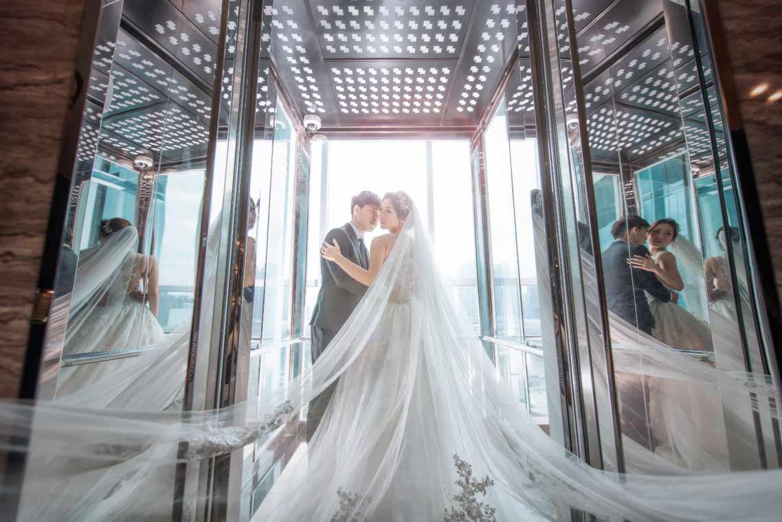 頤品大飯店婚禮紀錄│婚攝