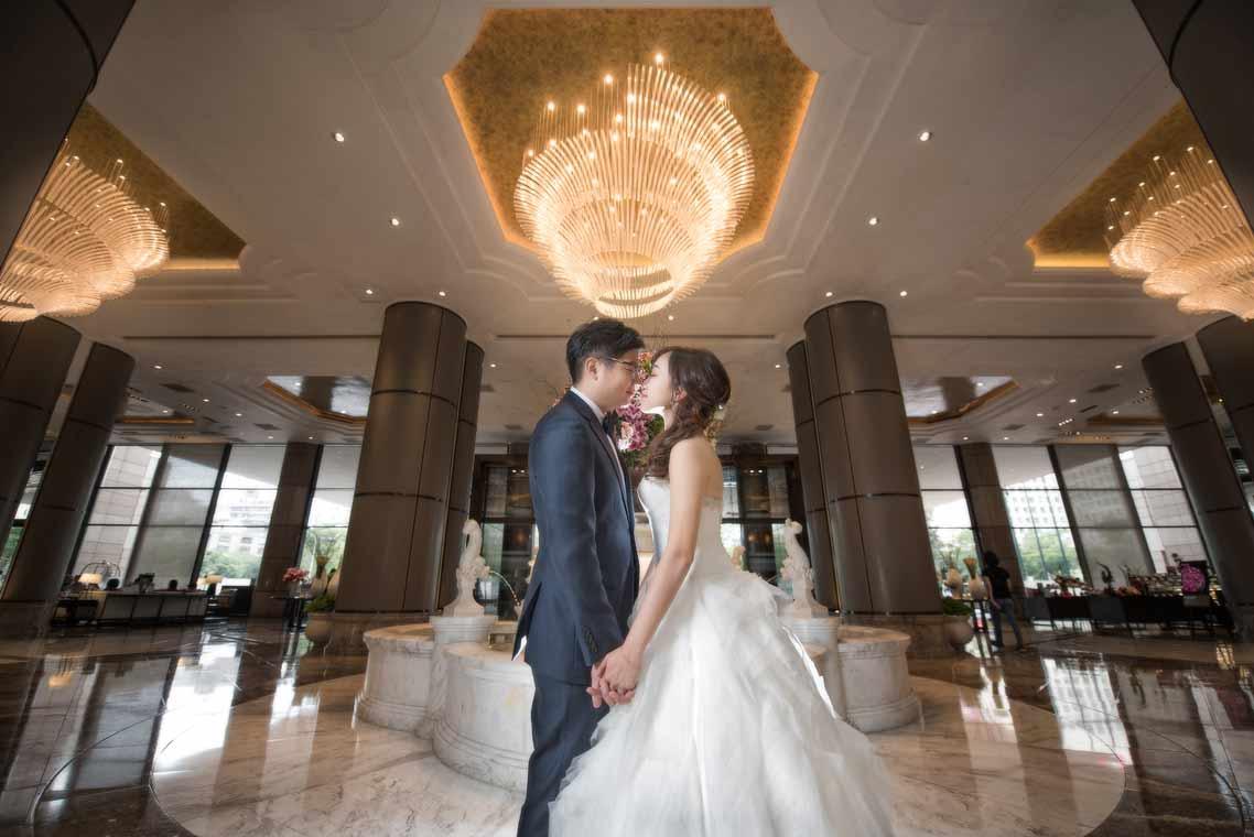 君悅酒店婚禮記錄-婚攝