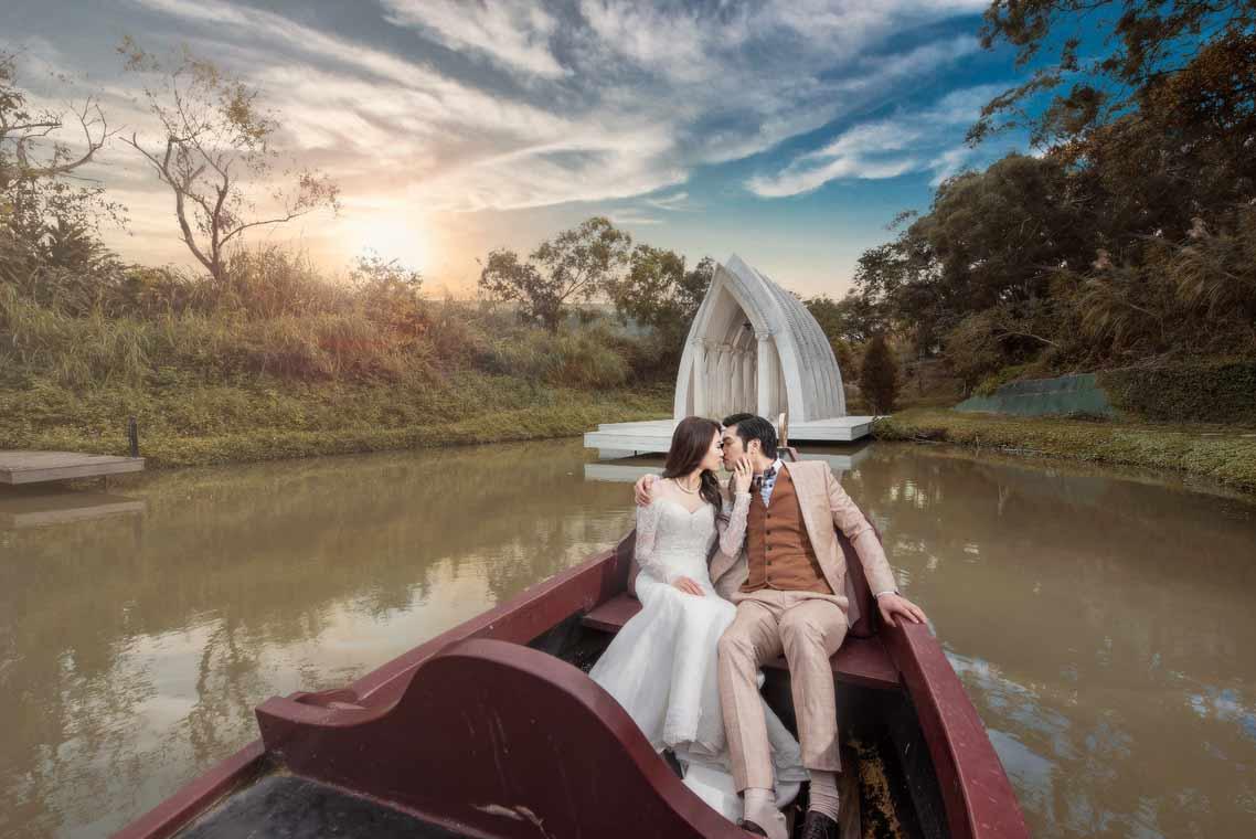 台北婚攝推推薦-婚攝罐頭-自助婚紗-格林奇幻森林