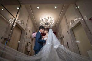 新板囍宴軒維也納廳婚禮記錄