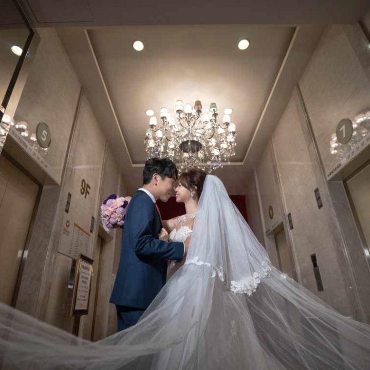 新板囍宴軒維也納廳婚禮全記錄│城戶秀則+怡均