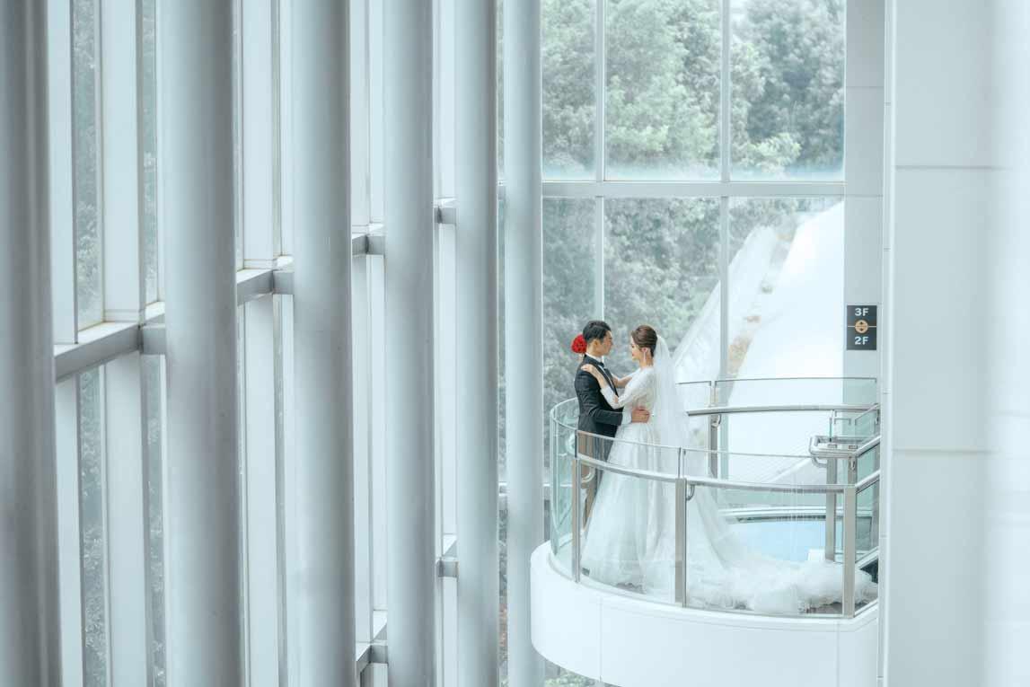 徐州路二號庭園會館2F宴會廳婚禮紀錄