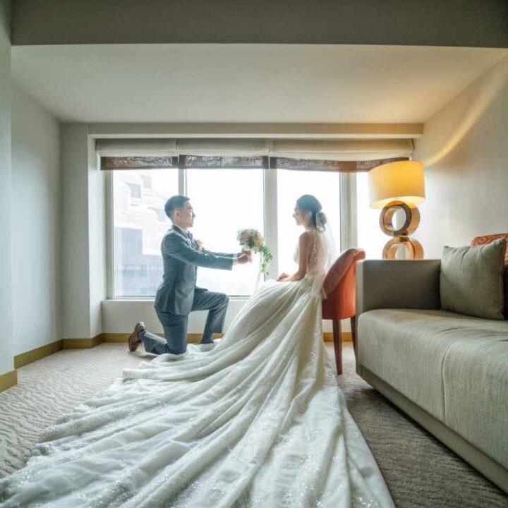台北君悅酒店婚禮記錄│長霖+瑜文