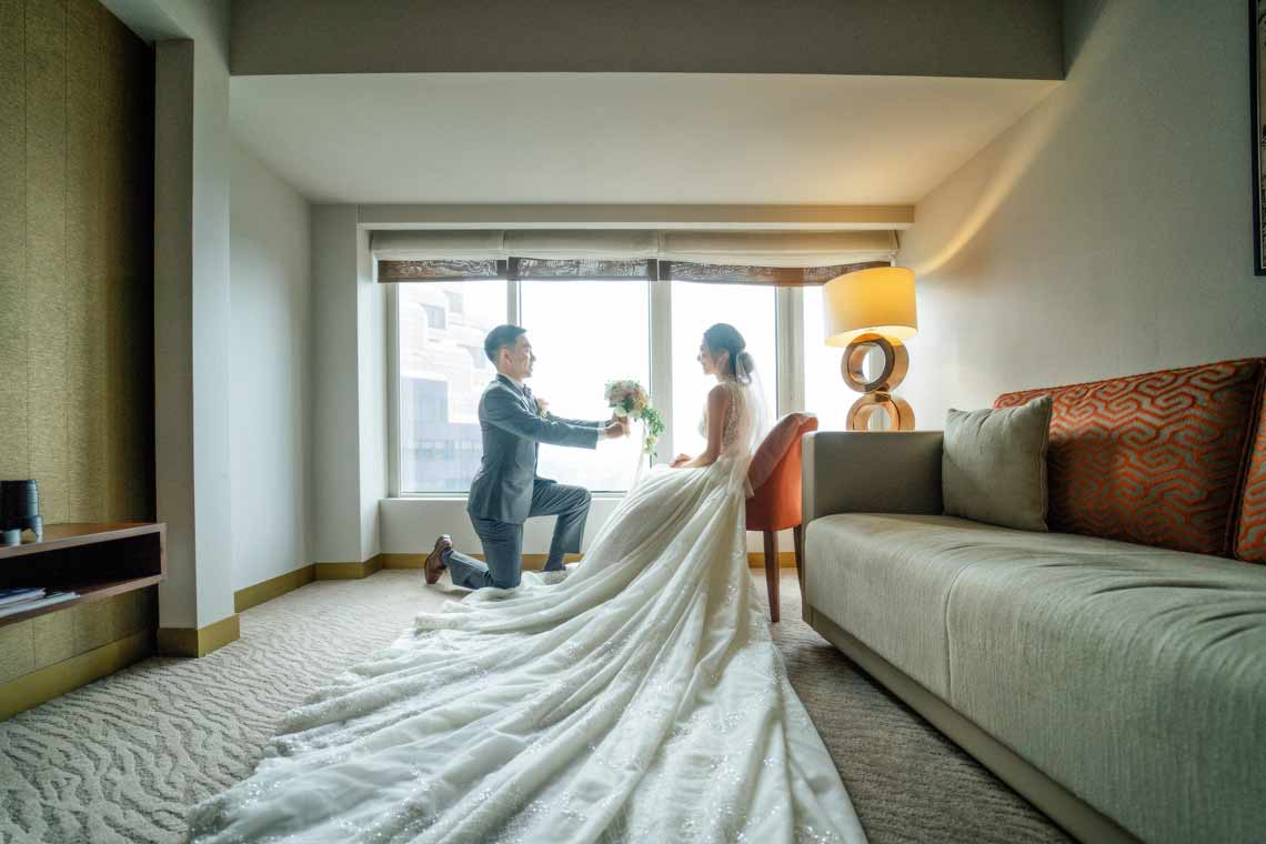 台北君悅酒店婚禮記錄
