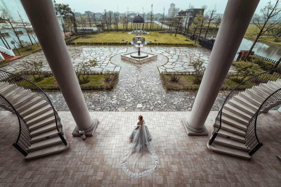 香格里拉冬山河渡假飯店豪汀堡廳婚禮記錄