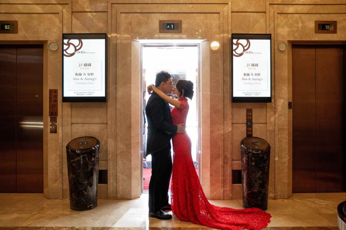 台北香樹花園酒店婚禮記錄
