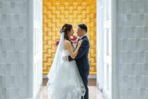 新莊晶宴會館D劇場婚禮記錄