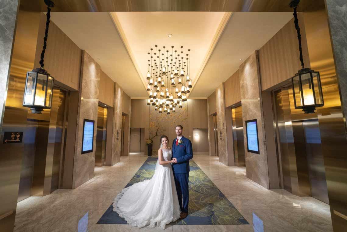 格萊天漾大飯店天漾廳婚禮記錄