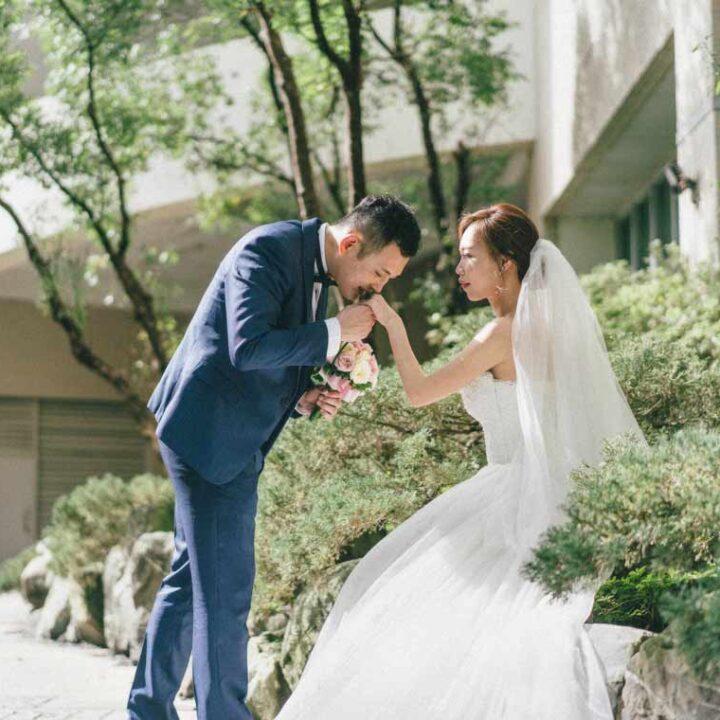 新店豪鼎飯店中興時尚館豪傑廳婚禮記錄│博仁+胤婷