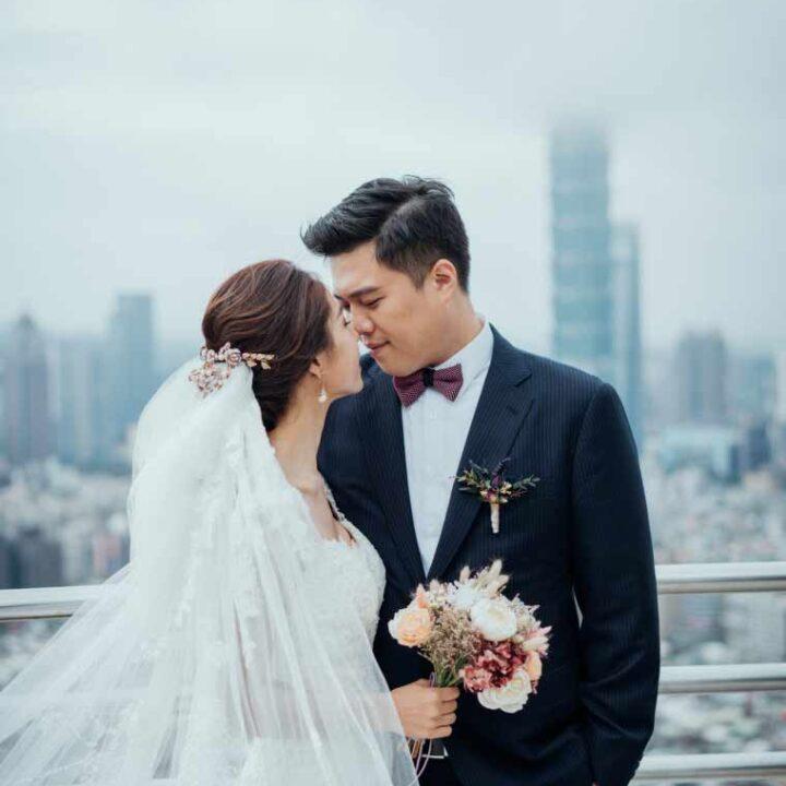 香格里拉台北遠東國際大飯店遠東宴會廳婚禮紀錄│長諭+潔瑤