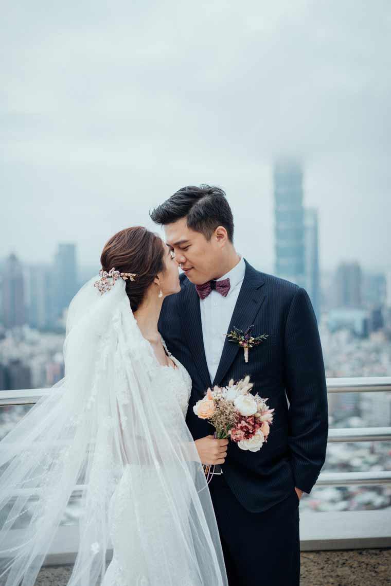 香格里拉台北遠東國際大飯店遠東宴會廳婚禮紀錄
