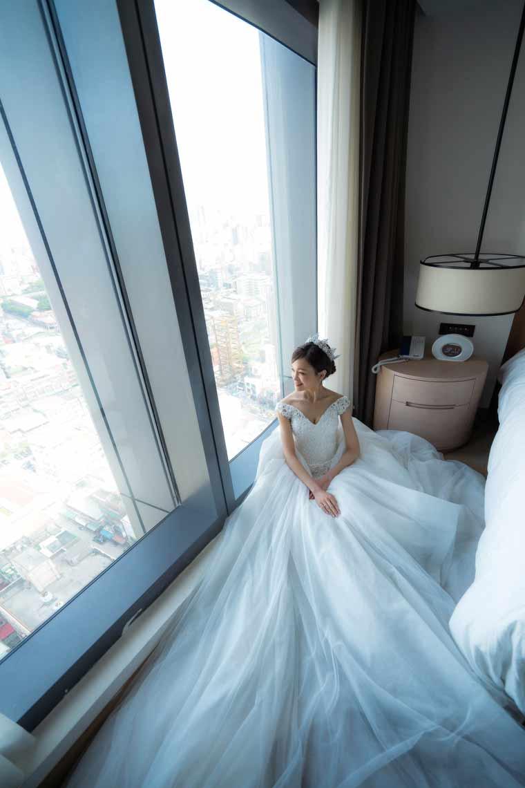 台北凱達大飯店宴會廳I婚禮記錄