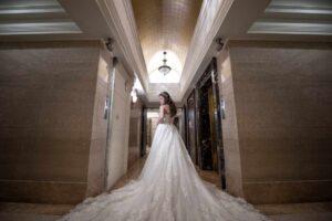 民權晶宴會館香榭玫瑰園婚禮記錄
