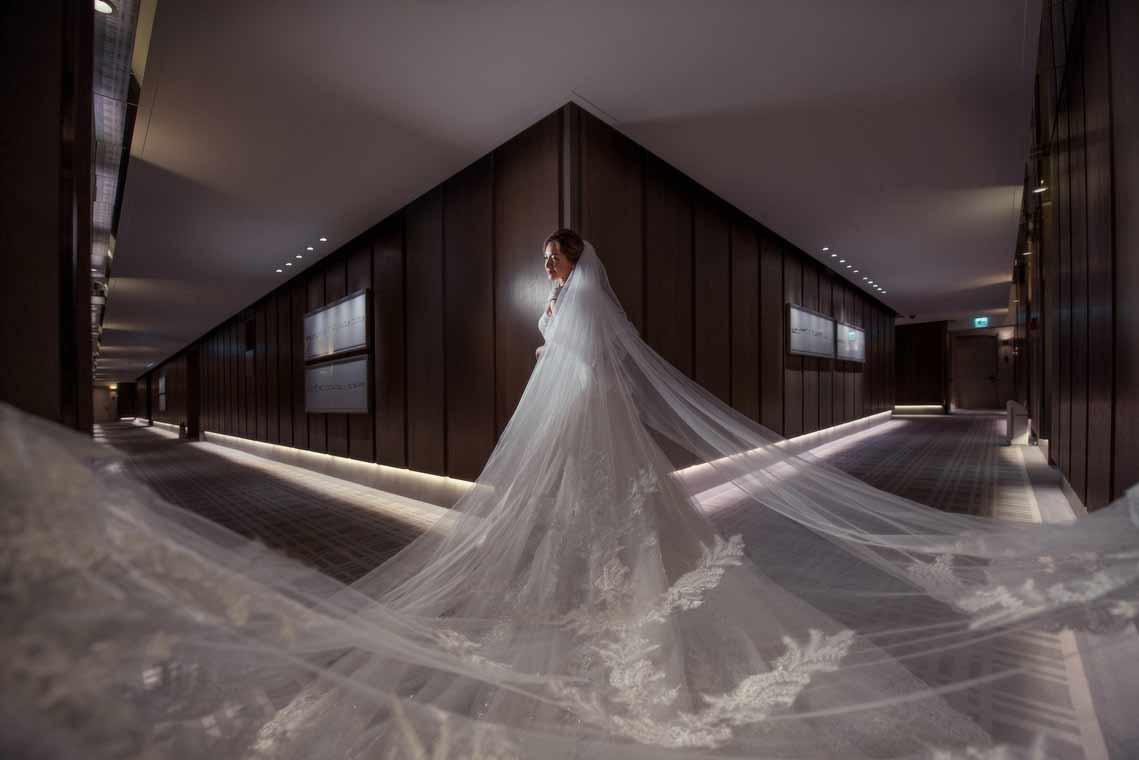 萬豪酒店萬豪二廳婚禮記錄
