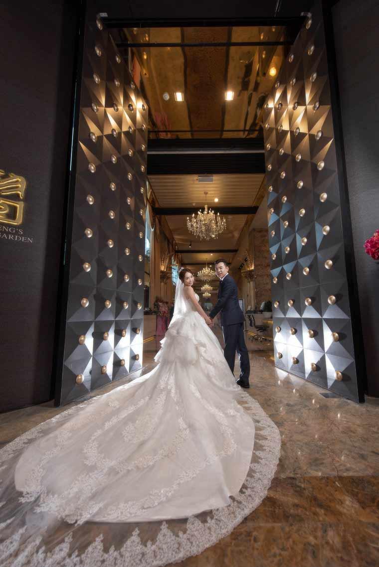 新店彭園會館國際宴會廳婚禮記錄