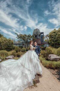維多利亞酒店維多麗亞廳婚禮記錄