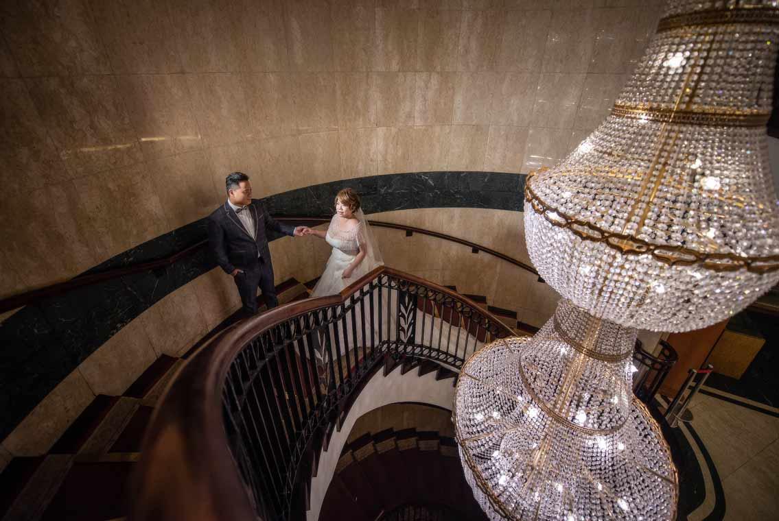 公館水源會館牡丹廳婚禮記錄