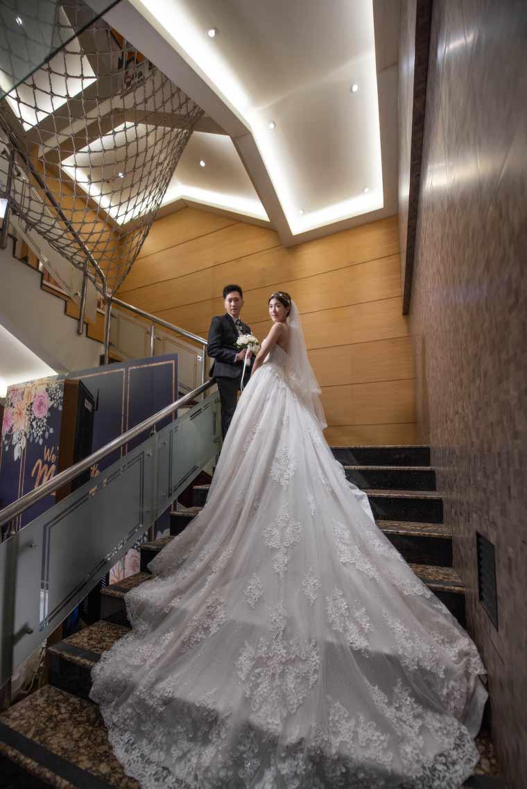 珍豪大飯店婚禮記錄