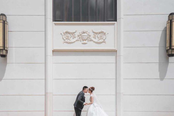 皇家薇庭法蘭新廳婚禮記錄│偉立+文郡