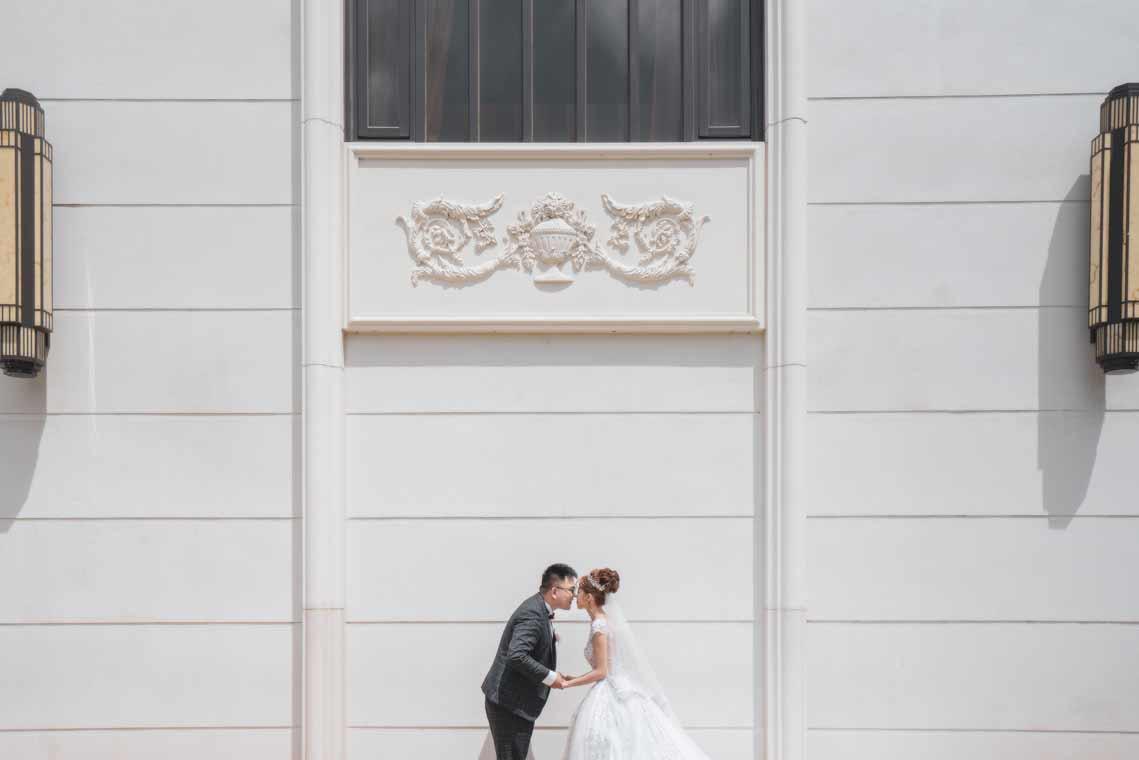 皇家薇庭法蘭新廳婚禮記錄