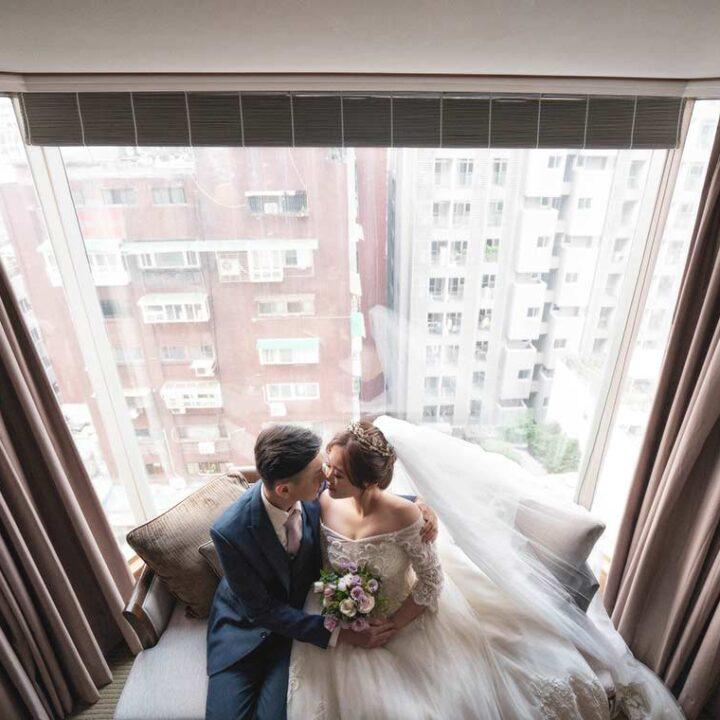 晶華酒店3F宴會廳婚禮記錄│慈珣+俊傑