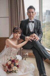 晶華酒店萬象廳婚禮記錄