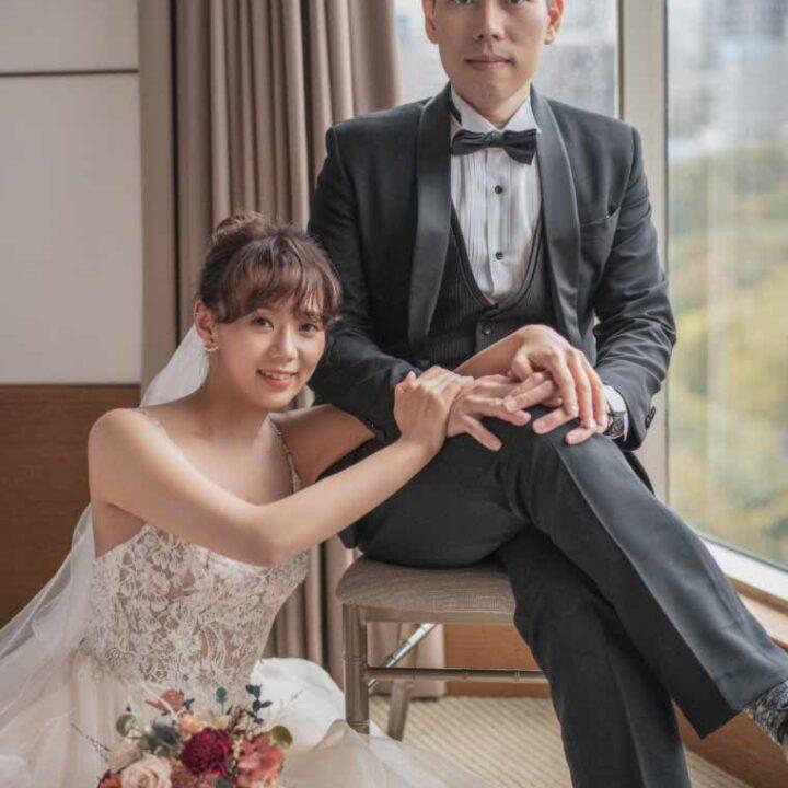 晶華酒店萬象廳婚禮記錄│晧塵+俐礽