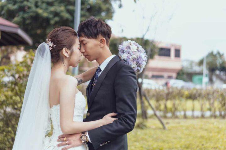 新莊典華幸福機構紫艷盛事婚禮記錄│妍菲+佳侃