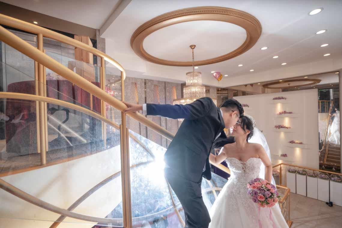 上海鄉村新生宴會館婚禮記錄