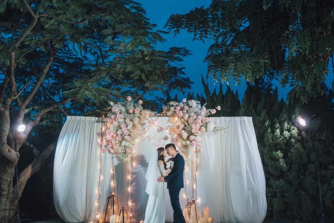 青青風車莊園普羅旺斯廳婚禮記錄