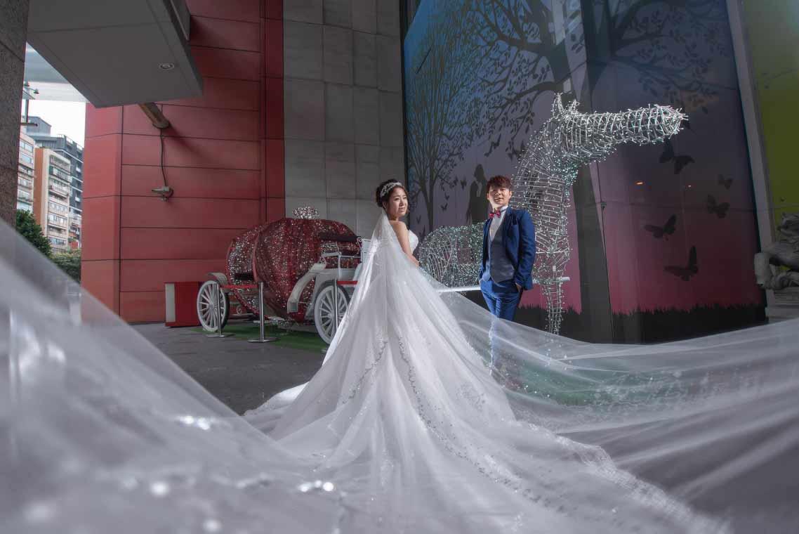 彭園婚宴會館典雅浪漫廳婚禮記錄