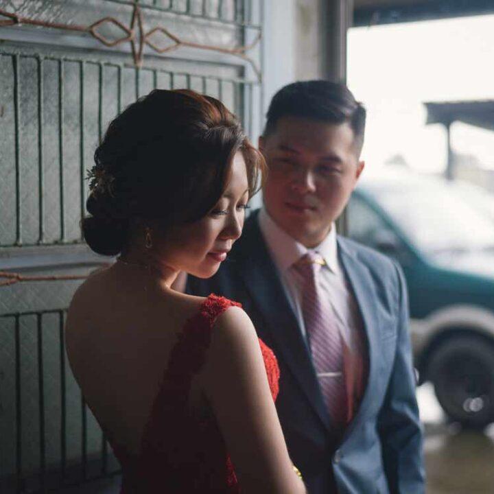 宜蘭羅東龍園婚宴會館場婚禮記錄│哲昂+亞怡