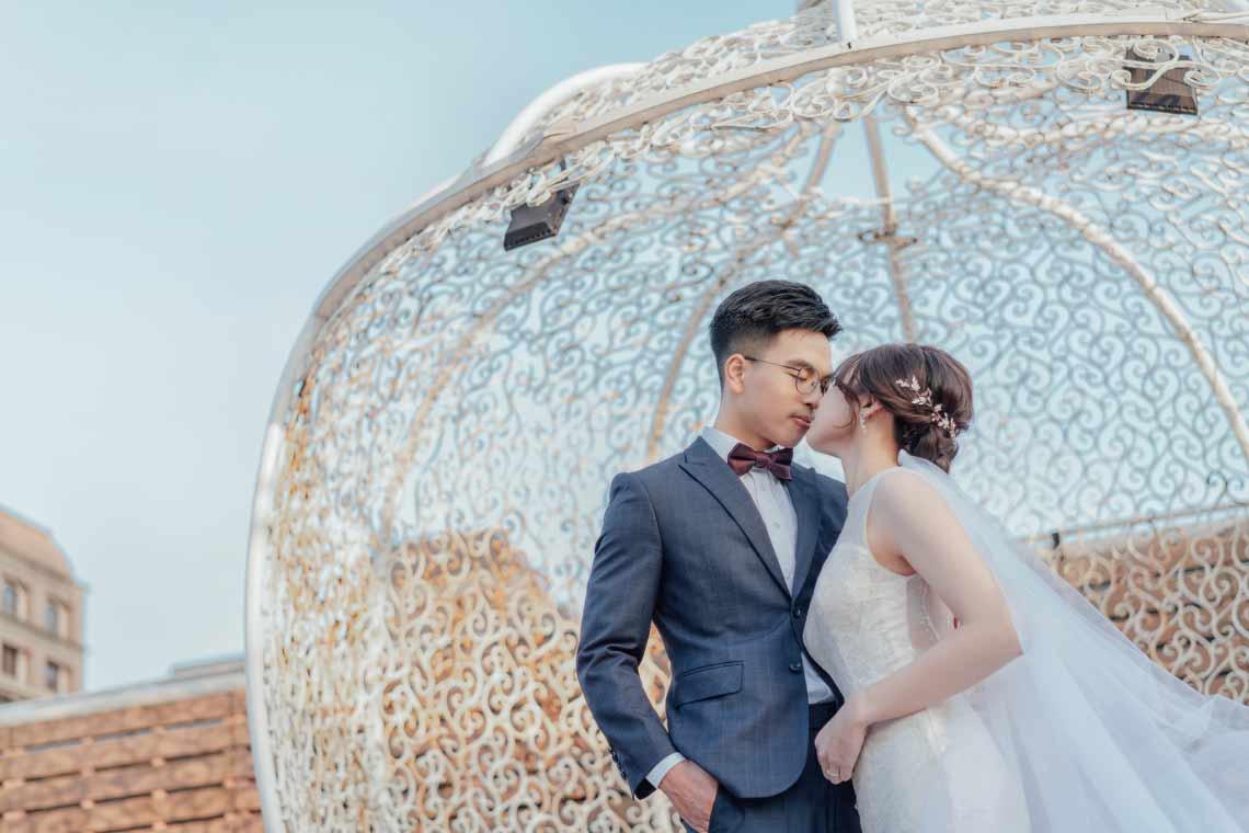 晶宴會館府中館采劇場婚禮記錄