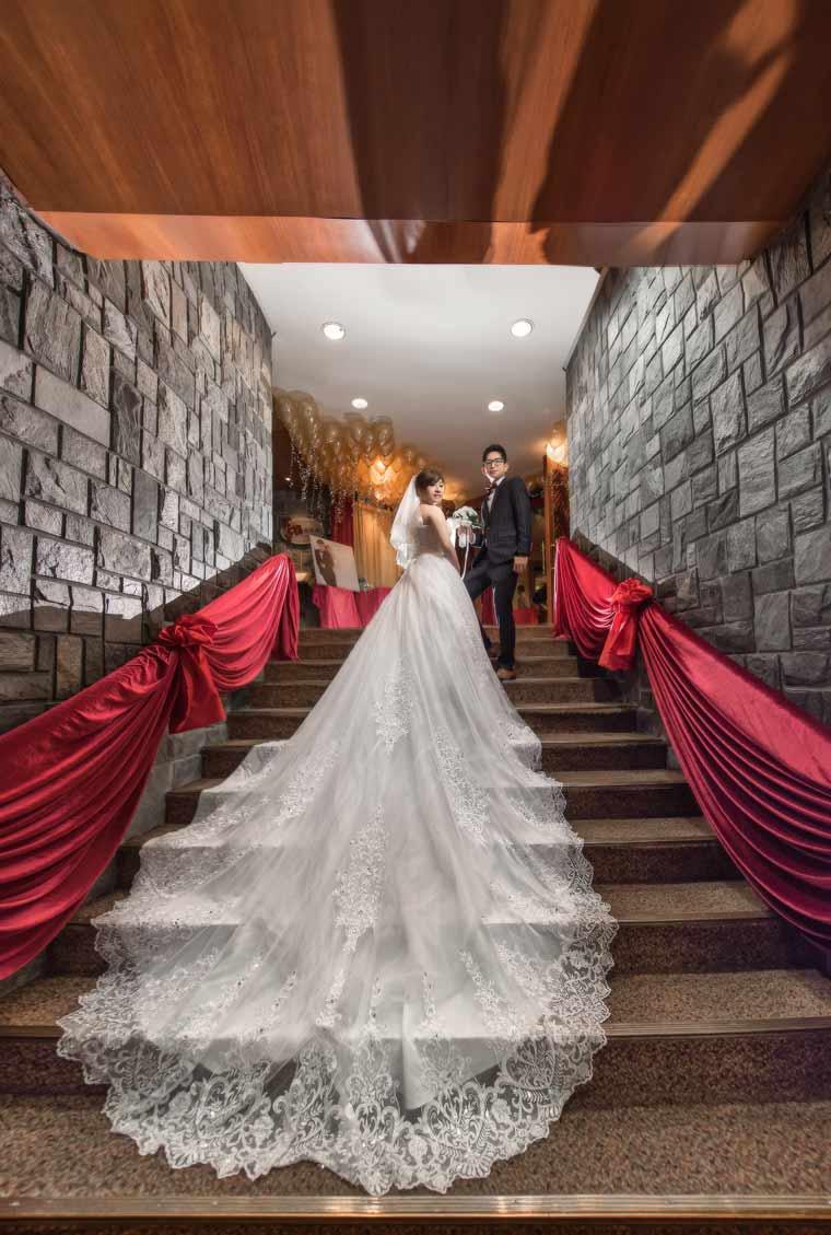 兄弟飯店桂花廳婚禮記錄