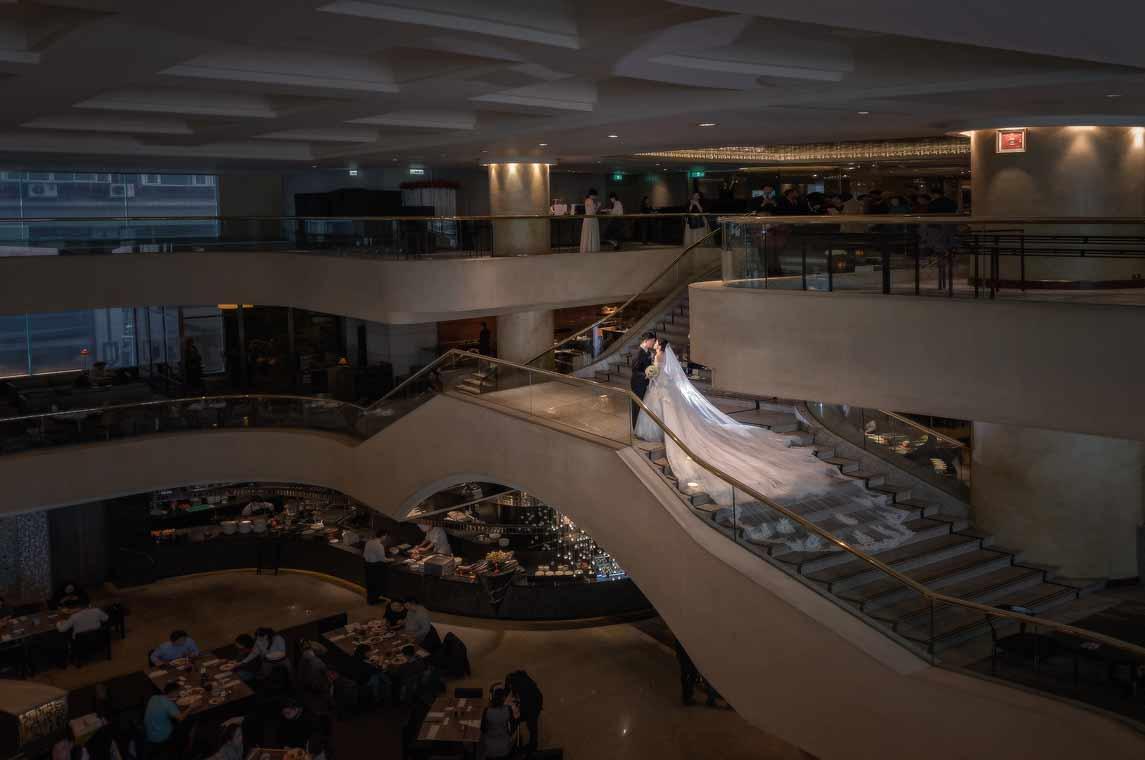 晶華酒店宴會廳婚禮記錄