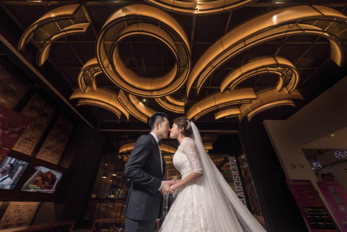 新莊頤品大飯店采棠廳婚禮記錄